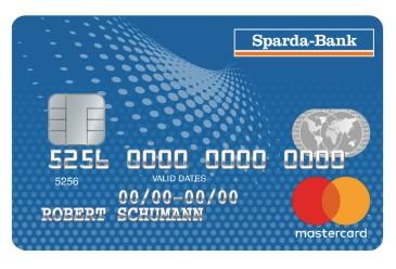 Mastercard Kreditkarte on